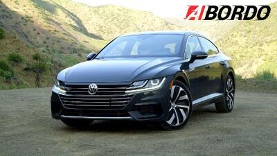 Primer Vistazo: Volkswagen Arteon 2019 | A Bordo