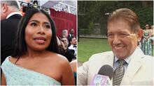 """Juan Osorio aconseja a Yalitza Aparicio para que no pierda el piso por la fama y su carrera no sea de """"espuma"""""""