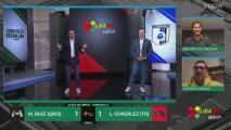 Yasser Corona contento con el empate de su Gallos y sus Xolos en la eLiga MX