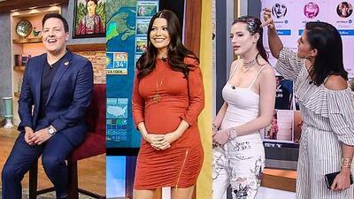 DAEnUnMinuto: Francisca podría imitar el peinado de Bella Thorne y Raúl González a penas descubrió el embarazo de Anita