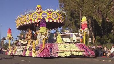 """""""El poder de la esperanza"""", el tema elegido para el Desfile de las Rosas del 2020"""