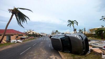 En video: esta es la destrucción que un huracán categoría 5 puede causar
