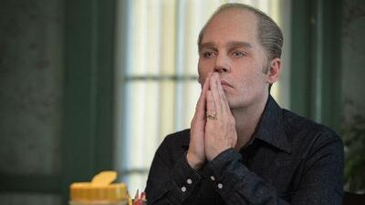 'Black Mass': Johnny Depp es un terrible mafioso