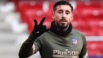 En duda la participación de Héctor Herrera en Champions League