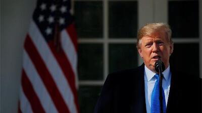 Trump decreta la emergencia nacional para cumplir su promesa de construir un muro con México