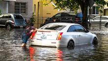 ¿Qué hacer si tu carro se inunda tras una tormenta?