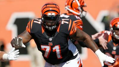 Los Minnesota Vikings adquirieron al OT Andre Smith por un año