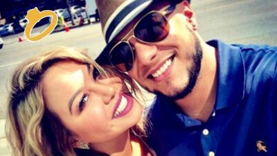 Solo falta el anillo: Chiquis Rivera y Lorenzo Méndez terminan el año unidos y en familia