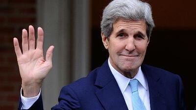 En su discurso de despedida, Kerry propone la búsqueda de acercamientos entre Israel y Palestina