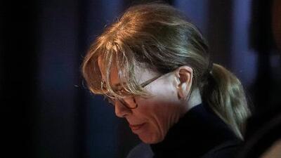 En libertad bajo fianza la actriz Felicity Huffman, acusada de fraude universitario