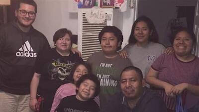 Un hispano padre de cinco menores murió al ser arrollado por un camión de mudanza en Los Ángeles