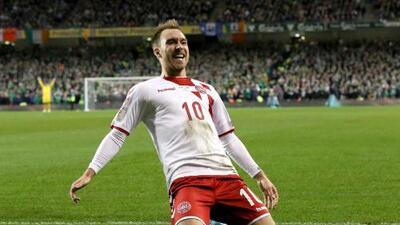 Dinamarca sella su pase al Mundial con goleada sobre Irlanda