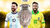 Fiesta en Sudamérica… La Copa América y sus cambios a 100 días