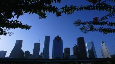 Este lunes sube un poco la temperatura y sale el sol en Houston