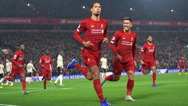 Así va la impresionante racha de partidos invicto del Liverpool