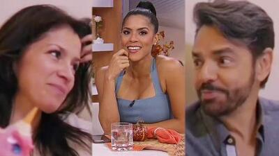 """""""Tremendos todos"""": a Francisca le sorprende cómo Derbez se entera que Alessandra fue novia de 'El Temerario Mayor'"""