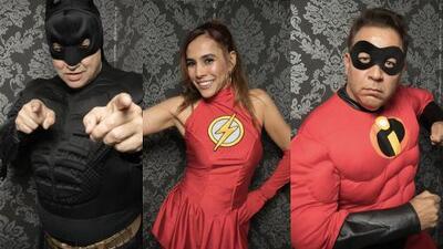 Halloween al estilo de El Desayuno: Los superhéroes están de fiesta