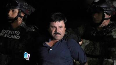El 'Chapo' Guzmán confiesa que el tráfico de drogas no es culpa suya