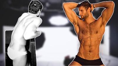 En calzoncillos de nuevo: por esta razón se exhibieron el 'Naked Chef' y sus compañeros