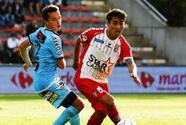 Omar Govea marcó gol y su equipo ganó en futbol de Bélgica