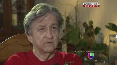 Mamá Rosa habla en exclusiva para Univision