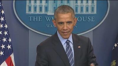 Barack Obama dará su discurso de despedida en Chicago
