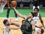 Un colosal Jayson Tatum anota 50 y aplasta a los Brooklyn Nets