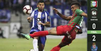 ¡Por fin juntos! Jesús Corona y Héctor Herrera participan en cómoda victoria del Porto