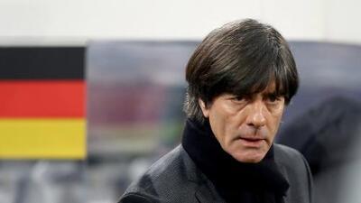 Joachim Löw acepta que Alemania es el favorito a ganar la Copa del Mundo