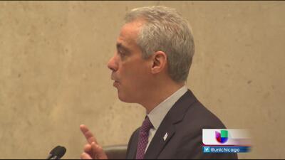 Alcalde Rahm Emanuel pide disculpas por el caso Laquan McDonald