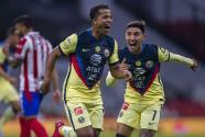 Los mejores goles de América y Chivas en lo que va del Guard1anes 2020