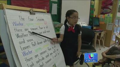 Los estudiantes que aprenden inglés necesitan apoyo en su lengua materna