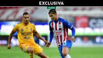 """Zaldívar asegura que Chivas """"le pegó donde más le dolía"""" a Tigres"""