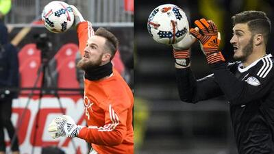 Stefan Frei y Alex Bono, los dos porteros protagonistas de la MLS Cup 2017