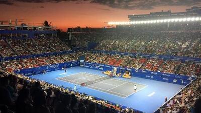 Con Nadal y Stephens, pero con del Potro en duda, anuncian jugadores del Abierto Mexicano
