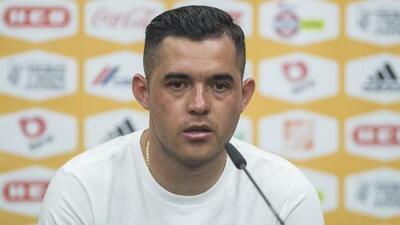 Israel Jiménez le envió un mensaje de apoyo a Jürgen Damm, tras el accidente con pirotecnia