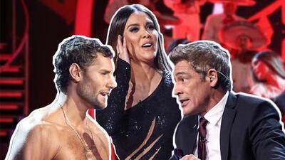 Marlene Favela es la primera eliminada, hubo pleito entre Johnny y Franco, y noche de 'exes' en la cuarta gala de Mira Quién Baila