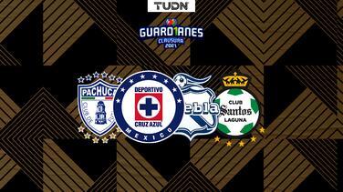 ¿Cruz Azul y Puebla condenados? Antecedentes de las Semifinales