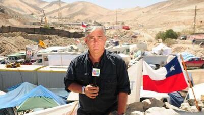 Primer Impacto 20 años: Ricardo Arambarri testigo de la historia