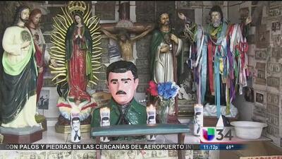 Jesús Malverde, santo de narcos y no narcos