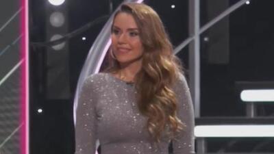 Evi Siskos, una dominicana y griega que busca la corona de Nuestra Belleza Latina