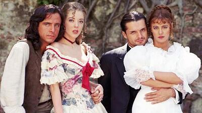 El día que Edith González se reencontró con el fallecido Eduardo Palomo, su gran amor en 'Corazón Salvaje'
