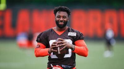 Jarvis Landry cree que los Browns pueden ganar el Super Bowl este año