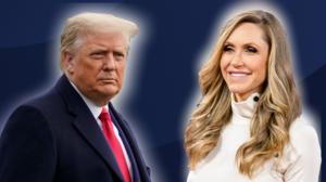 Lara Trump recibe un peculiar impulso de su suegro Donald para el Senado de Estados Unidos