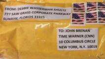 ¿Qué información se tiene de los artefactos explosivos enviados a varios líderes políticos en EEUU?