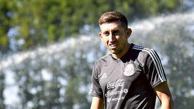 Héctor Herrera estará convocado a Copa Oro