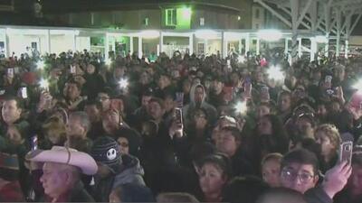Houston le rindió homenaje a la Virgen de Guadalupe con una misa a la medianoche