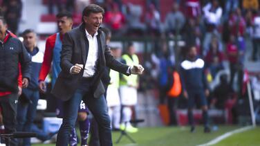 Hernán Cristante sería presentado el martes como técnico del Toluca