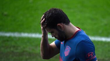 Diego Costa sufre una trombosis venosa