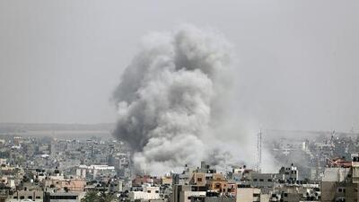 Los misiles contra Israel: puro chantaje de Hamás e Irán